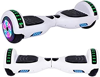 Felimoda Hoverboard with Bluetooth Speaker