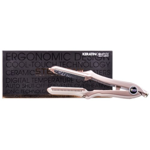 Price comparison product image Keratin Complex Stealth III 3 Digital Smoothing Iron