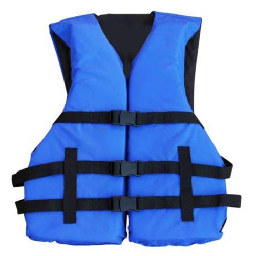 Hardcore Water Sports Adult Life Jacket PFD USCG Type III Universal Boating Ski Vest ()