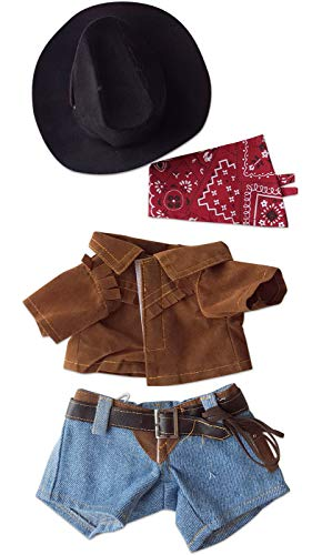 Cowboy Outfit Clothing Fits Most 8