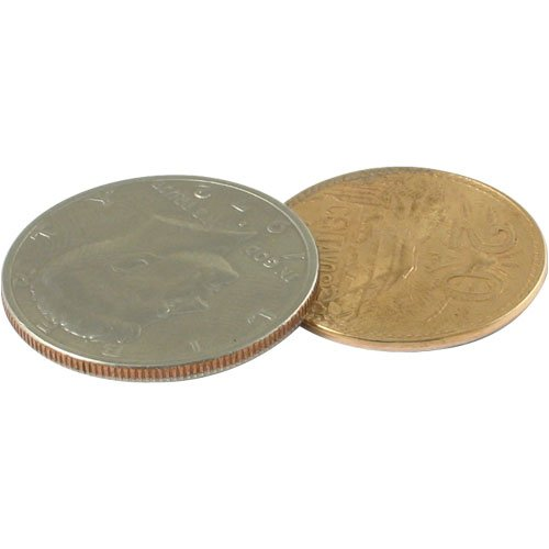 Scotch and Soda Coin Trick by Johnson Products