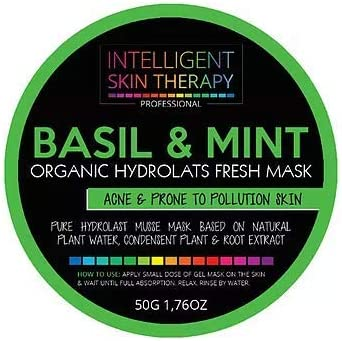 INTELLIGENT SKIN THERAPY - Mascarilla Hydrosol Mousse - Menta y ...