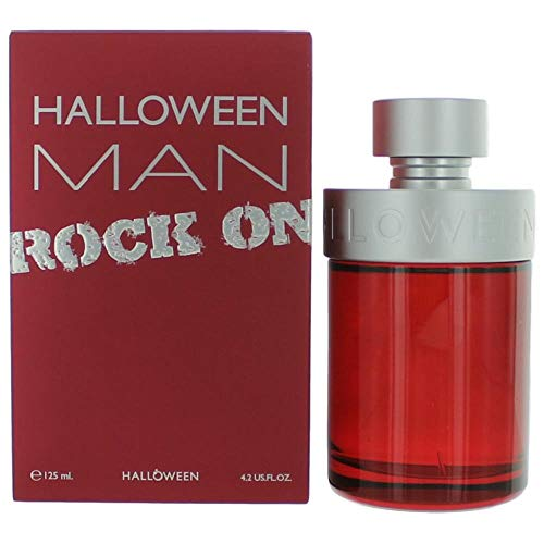 Halloween Man J Del Pozo (J. Del Pozo Halloween Man Rock On Eau de Toilette Spray, 4.2)