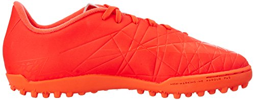 Fútbol Hyper 749922 Botas EU Bright Crimson de 38 Unisex Orange Nike Adulto Naranja 688 R1Bqawn6