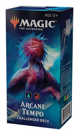 Magic 2019 Challenger Deck: Arcane Tempo - 75 Cards, Including Arclight Phoenix!