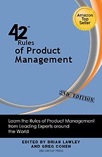 Amazon the phenomenal product manager the product managers 42 rules of product management 2nd edition learn the rules of product management fandeluxe Choice Image