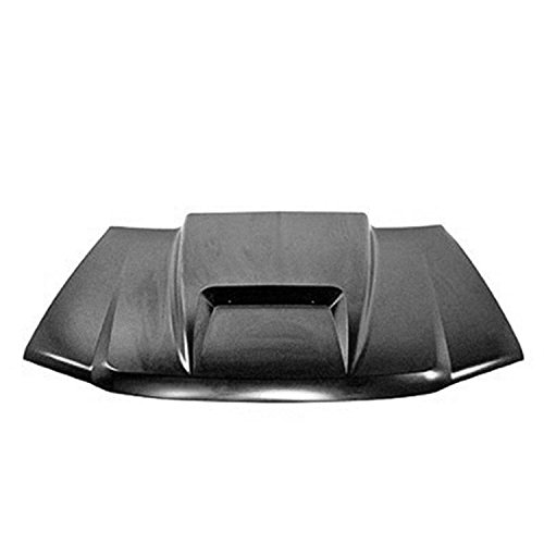 OE Replacement Cowl Induction Hood Panel GMC CANYON 2004-2012 (Cowl Replacement)