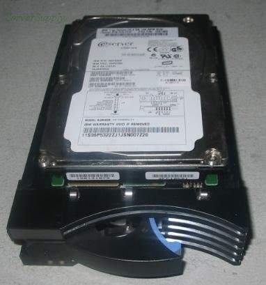 IBM 19K1469 IBM 36.4GB 10K RPM U160 SCSI HS HDD