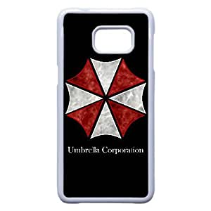 Personalized Durable Cases Samsung Galaxy S6 Edge Plus Cell Phone Case White Resident Evil Xusrz Protection Cover