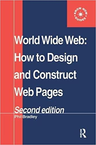 amazon world wide web how to design and construct web pages