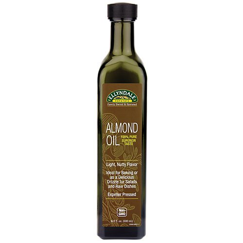 NOW Foods Ellyndale Naturals Almond Oil,16.9-Ounce