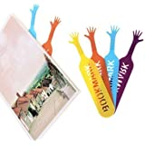 4x Funny Help Me Bookmarks Note Pad Memo Stationery Book Mark Novelty Funny Gift