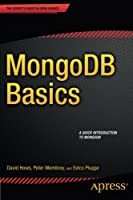 MongoDB Basics Front Cover