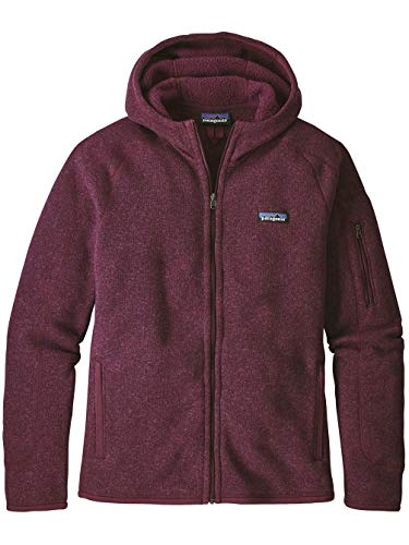 Better Patagonia Hoody Sweater Currant W Dark dwwr6x7n