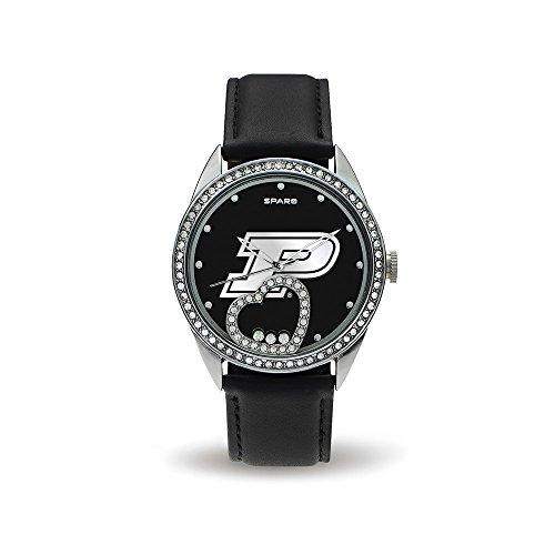 Purdue Boilermakers Womens Watch (NCAA Purdue Boilermakers Beat Watch, Black)