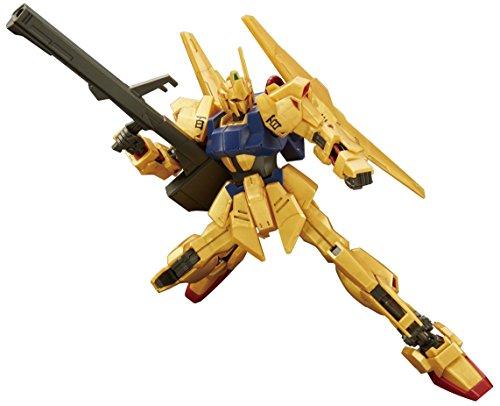 Bandai Hobby HGUC Hyaku Shiki (Revive) Gundam Zeta Action Figure (1/144 Scale) from Bandai Hobby