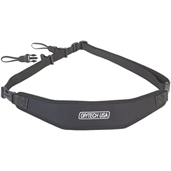 OP/TECH USA 3501242 Utility Strap - Sling (Black)