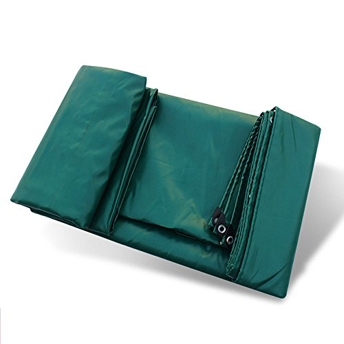 LYXPUZI Table Covers Thickened rainproof cloth tarpaulin three anti-cloth awning cloth pvc coated tape car tarpaulin coated canvas Tarpaulin Protector (Size : 5x8m) - Sealing Preservation Tape