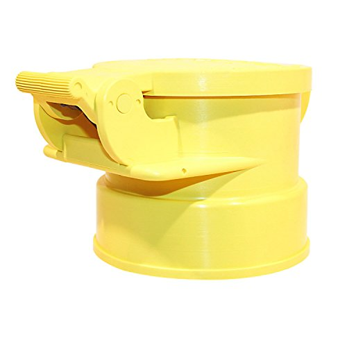 Sewer Cap Yellow Female Footloose Just Rv Parts