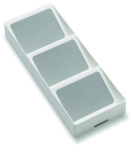 Madesmart 2 by by 6-1/2-Inch Spice Drawer Organizer 15.4
