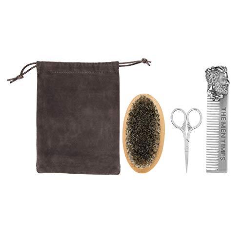 Filfeel Tijeras de Peluquería,Peine,Cepillo de pelo Set de 3 piezas para cuidado,la Forma Perfecta es tu Encanto,Adecuado...