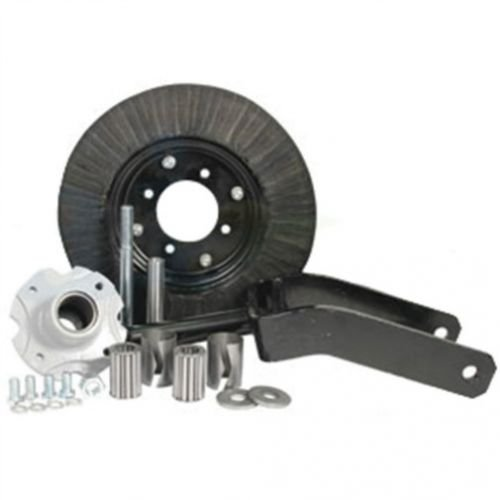 Caster Wheel Assembly - 1-1/4'' Shank Hico / Howse 500C 350C 300C