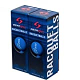 GearBox Racquetballs - Blue 2 Boxes of 3 Balls
