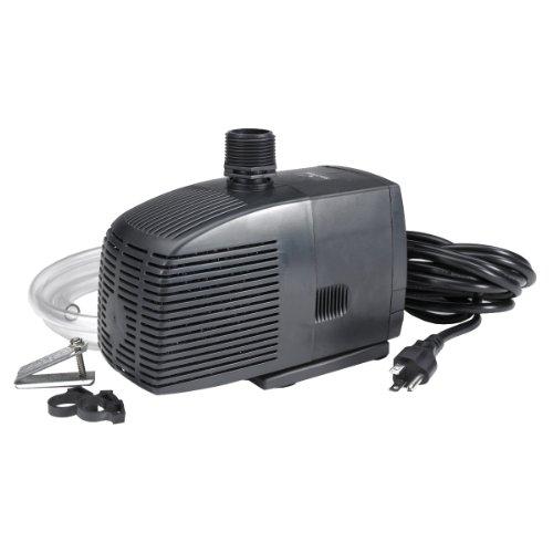 300 Gph Kit (Design Toscano UL-listed, Indoor/Outdoor, 300 GPH Pump Kit)