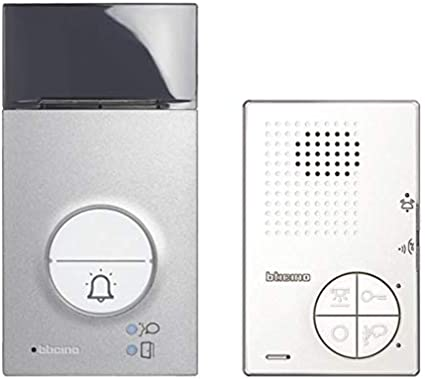 BTICINO Kits videoporteros 361511/ /Kit V1/2H c100/a12b-l3000