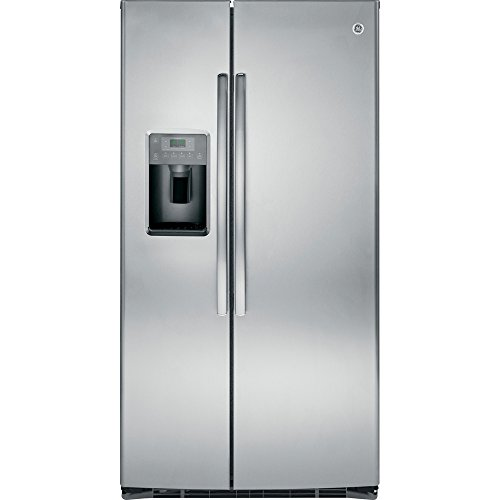 GE GSE25HSHSS Stainless Steel Refrigerator