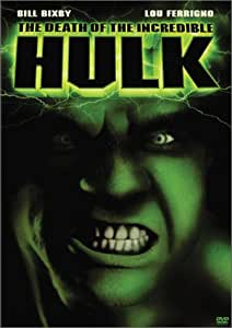 The Death of the Incredible Hulk (Bilingual)