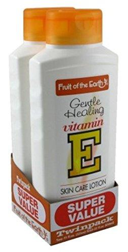 Fruit Of The Earth Bogo Lotion Vitamin-E 11 Ounce (325ml) (6 Pack)