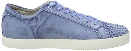 Tamaris Damen 23635 Sneaker Blau (DENIM/DENIM ST 886)