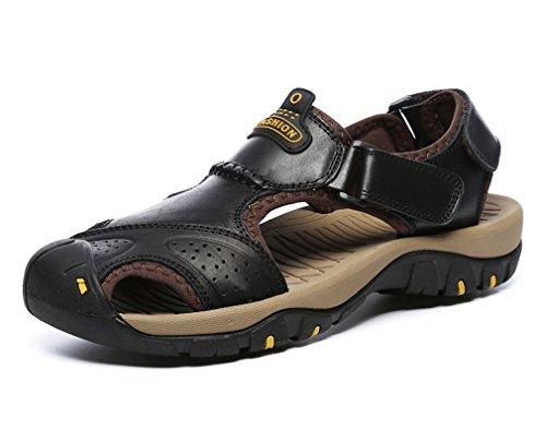 MT-TBA Mens Close-Toe Walking Casual Sandals Fisherman Beach Sport Outdoor Sandals Casual B07GZW7MC4 Shoes fc07e1
