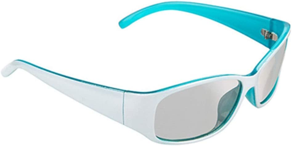 JHLQUN Unisex pasivos polarizados Gafas 3D for Ver películas Lentes Family Pack Nueva polarizados Circulares, cómodo nuevos vidrios de 3D (Color : B): Amazon.es: Electrónica
