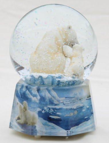 Bola de nieve Musical – osos polares: Amazon.es: Hogar