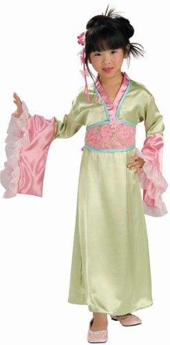 Child Geisha Girl Kimono Costume