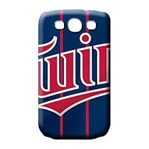 samsung galaxy s3 Slim With Nice Appearance For phone Protector Cases phone case skin minnesota twins mlb baseball