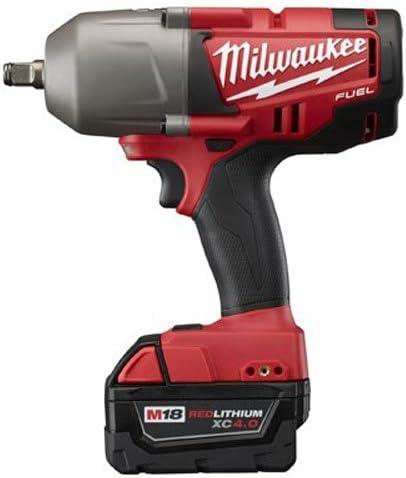Milwaukee 2763-22 M18 1/2″ Inch Impact Wrench