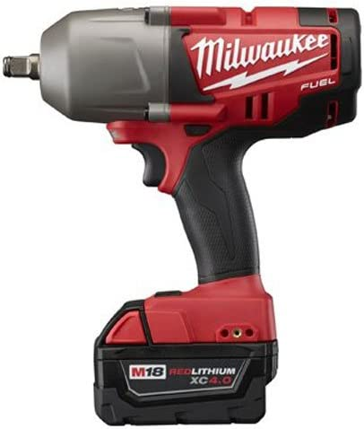 Milwaukee 2763-22 M18 1 2 Inch Impact Wrench