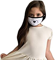 Rabbit Skins, 2-ply Cotton Fashion Face Covering for Kids, Washable and Reuseable