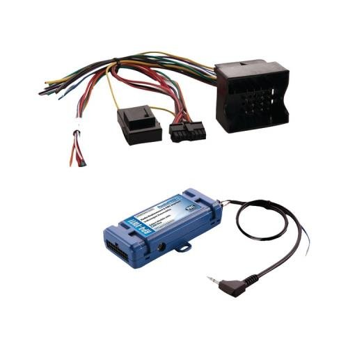 Hewlett Packard Pac Rp4-Vw11 Radiopro4 Interface (For Select Vw(R) Vehicles With Can (Hewlett Packard Harness)