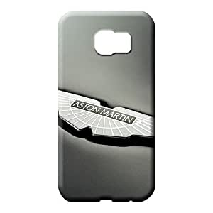 samsung galaxy s6 edge Sanp On PC Protective Beautiful Piece Of Nature Cases mobile phone carrying shells Aston martin Luxury car logo super