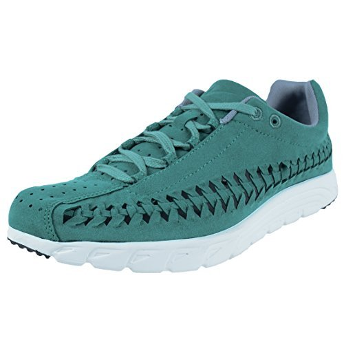 Nike Mayfly Woven Mens Running-Shoes 833132-300_11.5 - Jade Glaze/DUST-Summit ()