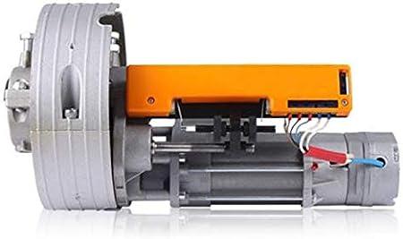 Motor para puerta enrollable Roll 180K para cierre metalico persiana metalica enrollable hasta 180kg de peso, para automatizar puertas de garaje o persianas comerciales