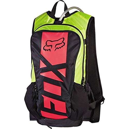 Fox Racing Camber Race 10-15L Backpack Flo Yellow, Small ()