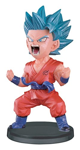 Banpresto DRAGON Ball WCF Volume 4 Super Saiyan God Goku Action Figure