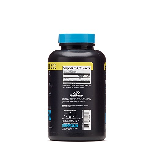 All American EFX Kre-Alkalyn Creatine for Muscle Growth Performance - 20 More Free, 192 Total by EFX Sports (Image #3)