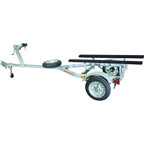 - Malone MicroSport Jon Boat Trailer Package with Winch & Bow Stop