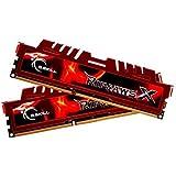G.SKILL Ripjaws X Series 16GB (2 x 8GB) 240-Pin DDR3 SDRAM 2133 (PC3 17000) Desktop Memory Model F3-2133C11D-16GXL